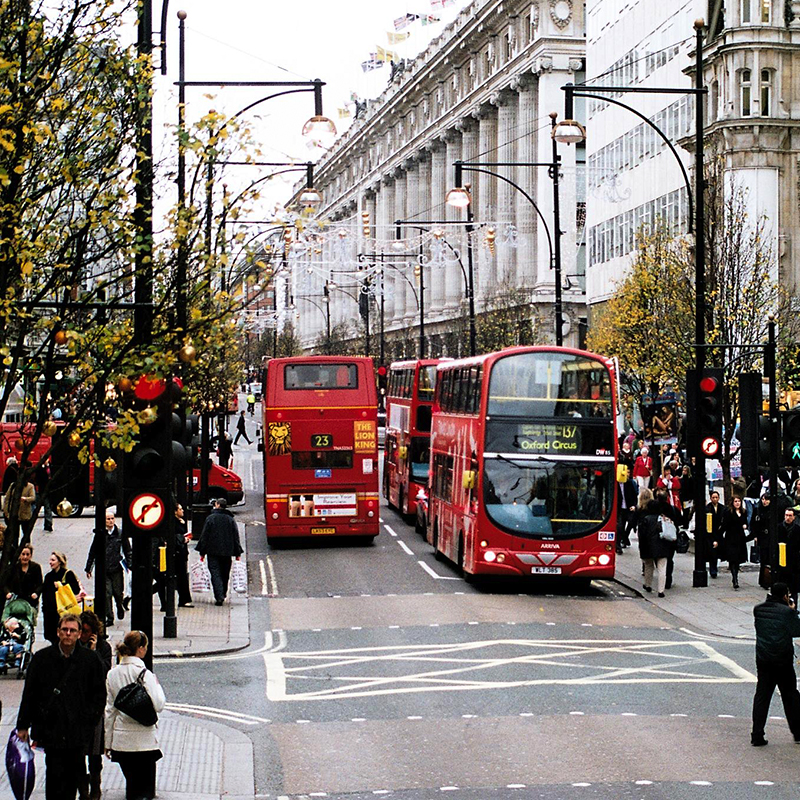 5D/4N London Shopping Spree Package