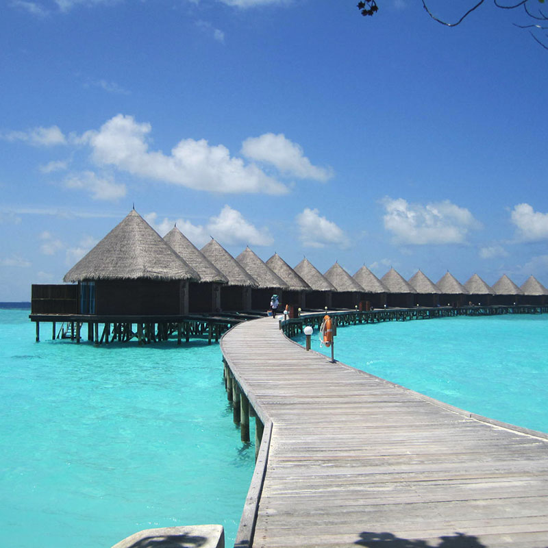 3D/2N Club Rannalhi Maldives - Water Bungalow Package