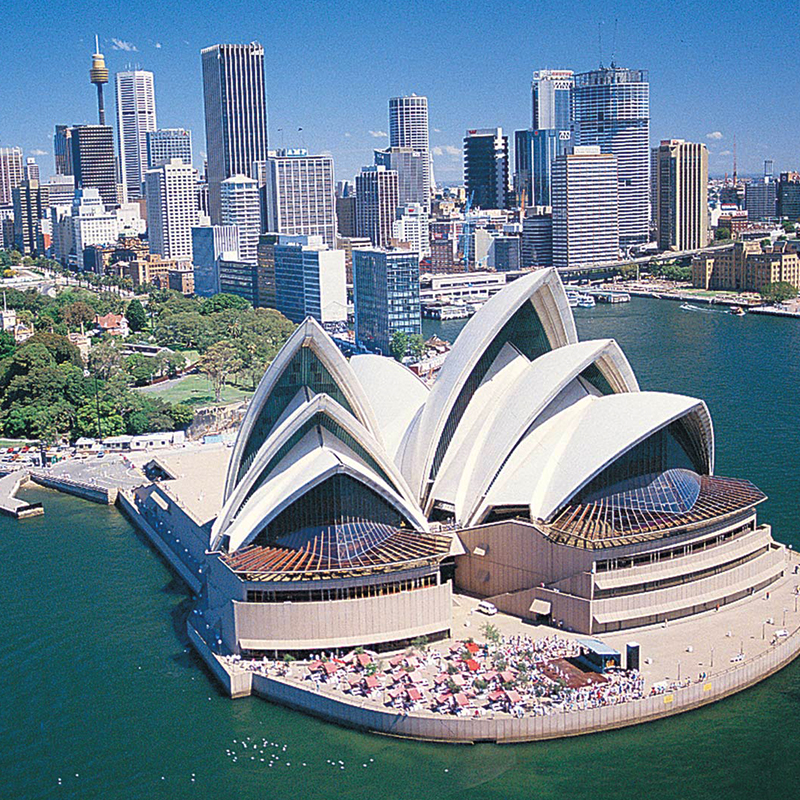 4D/3N F&E Sydney Buddy Package