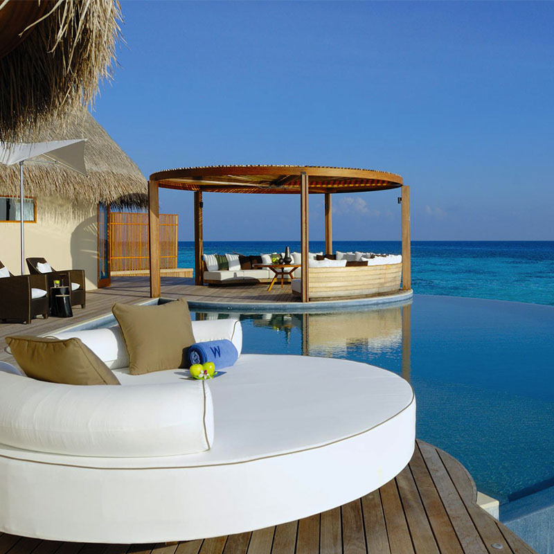 4D/3N Kurumba W Retreat - 5* Luxury