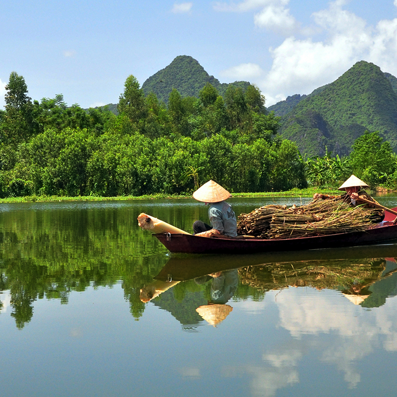 4D/3N Hanoi-Halong (Muslim Package)