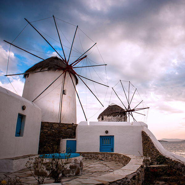 13D/12N DISCOVER GREEK ISLANDS